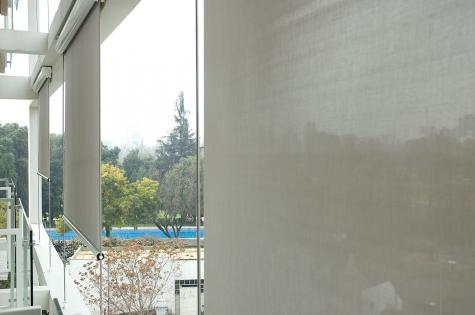 Hunter Douglas cortinas toldos verticales